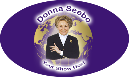 Delphi Vision Broadcasting | The Donna Seebo Show | Warriors for Peace