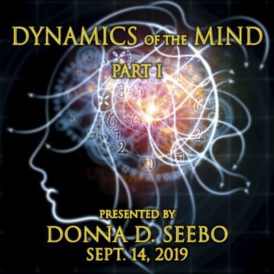 Dynamics of the Mind - Donna Seebo Seminar